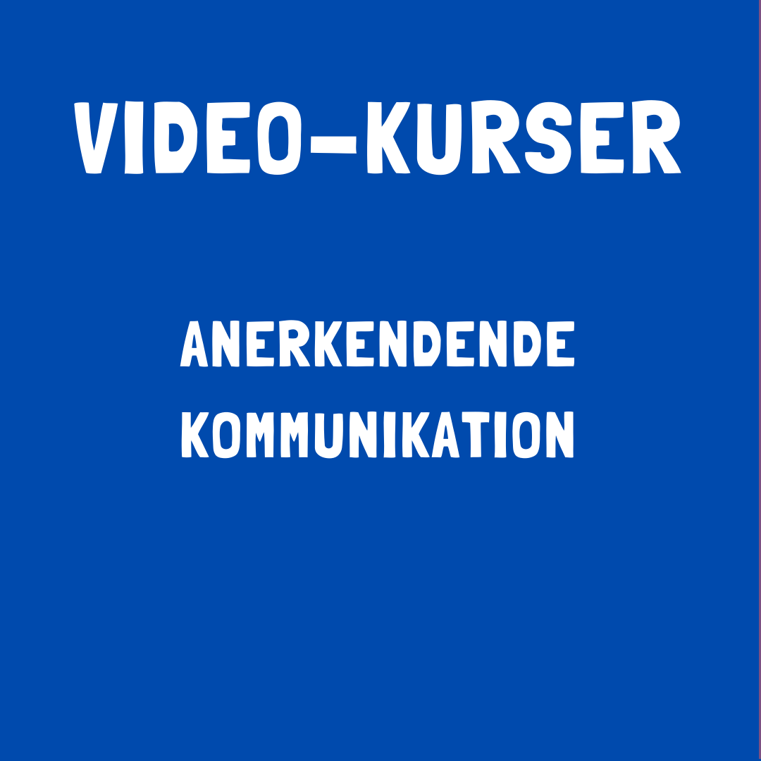 video kurser i anerkendende kommunikation for pædagogiske personalegrupper
